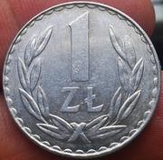 1 Zloty 1981 Polonia 1_Zloty_1981_Polonia_1