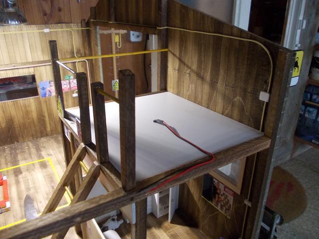 Diorama: Taller mecánico clásico, escala 1/10 - Página 2 107