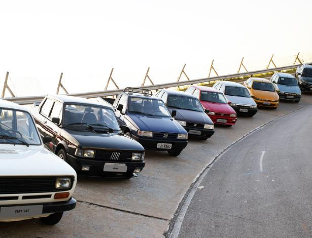 Fiat Brasile 40 anni (1976-2016) - Pagina 6 Fiat_147_40_anos
