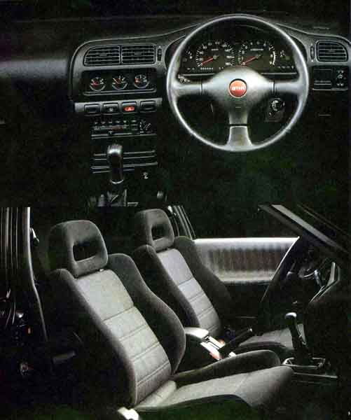 Genuine GTi-R gear knob Image