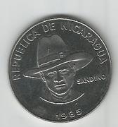 NICARAGUA 1 CORDOBA  1985 Esc_ner_20160725_5