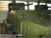 Советский средний бронеавтомобиль БА-3, Танковый музей, Кубинка 6_012