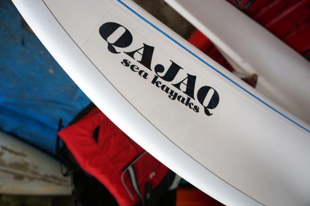[VENDIDO] Vendo Kayak Qajaq Aqua Mv DSC00477