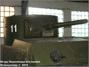 Советский средний бронеавтомобиль БА-3, Танковый музей, Кубинка 6_032