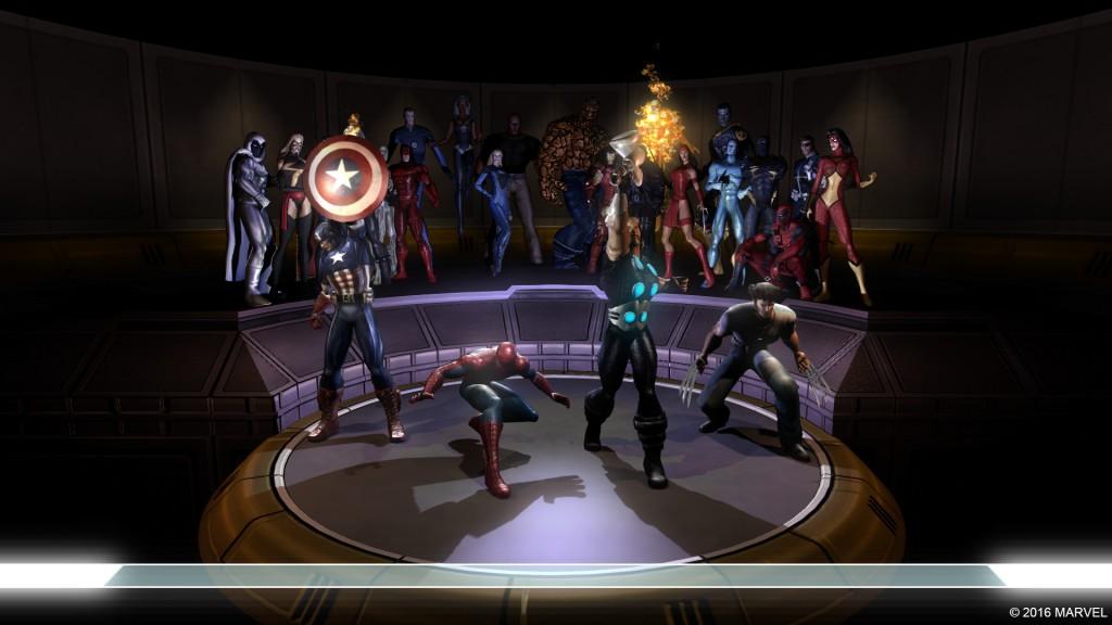 [جديد] تحميل لعبة الأكشن الرائعة Marvel Ultimate Alliance للــ PC على أكثر من سيرفر Yeryery