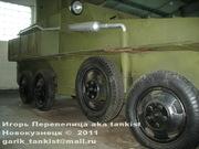Советский плавающий бронеавтомобиль ПБ-4,  Танковый музей, Кубинка 4_005