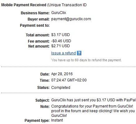 Guruclix - guruclix.com Guruclixpayment