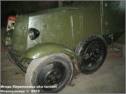 Советский средний бронеавтомобиль БА-3, Танковый музей, Кубинка 6_017
