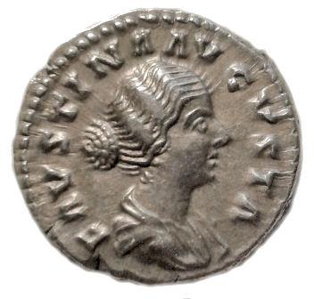 Denario de Faustina II. TEMPOR FELIC. Emperatriz con niños. Ceca Roma. Zxa7fo_1