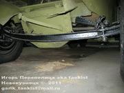 Советский плавающий бронеавтомобиль ПБ-4,  Танковый музей, Кубинка 4_006