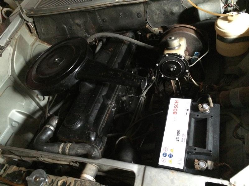 Opel Commodore A Sedan 1971 2.5 IMG_2319