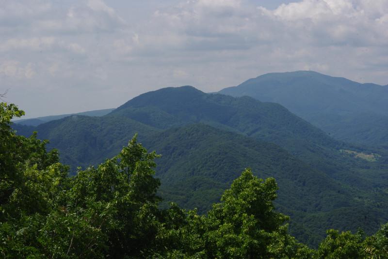 Uspon na Čevo (562m) Planine122