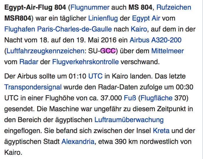 Rätsel um Egypt-Air-Flug MS804 (19.05.16) Gcc