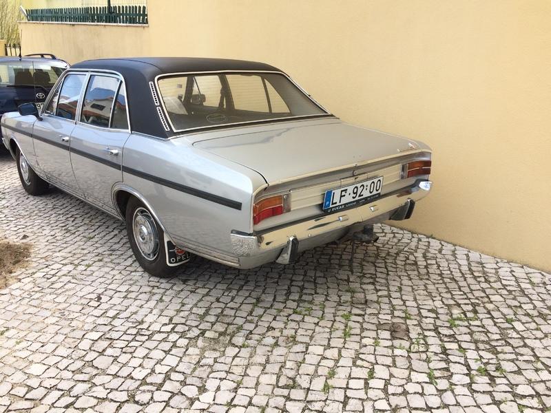 Opel Commodore A Sedan 1971 2.5 IMG_2338