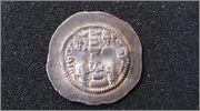 Dracma de Hormazd IV, año 8 (587 d.C), ¿ceca MY Meshan? R203_3