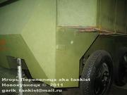 Советский плавающий бронеавтомобиль ПБ-4,  Танковый музей, Кубинка 4_026