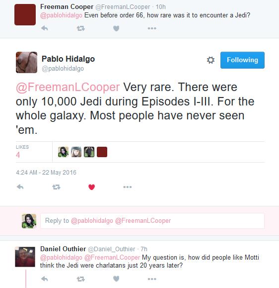 [ARCHIVE] SW Sequel Trilogy Tweets  - Page 2 Image