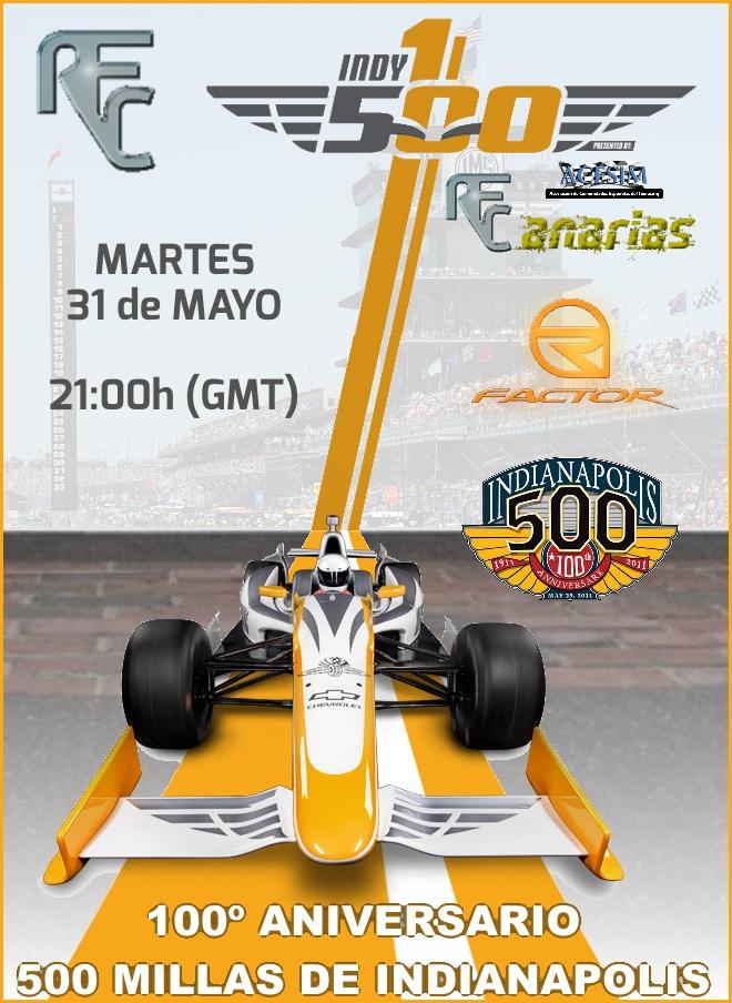 rF1 - 100th Indy 500 34fjfgm