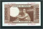 100 Pesetas, 1953 (Pareja Para los amantes de las últimas Series 3X ) Scan_161270014