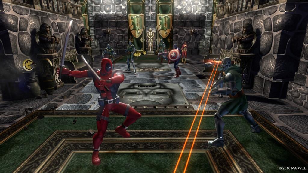 [جديد] تحميل لعبة الأكشن الرائعة Marvel Ultimate Alliance للــ PC على أكثر من سيرفر Rtyrty
