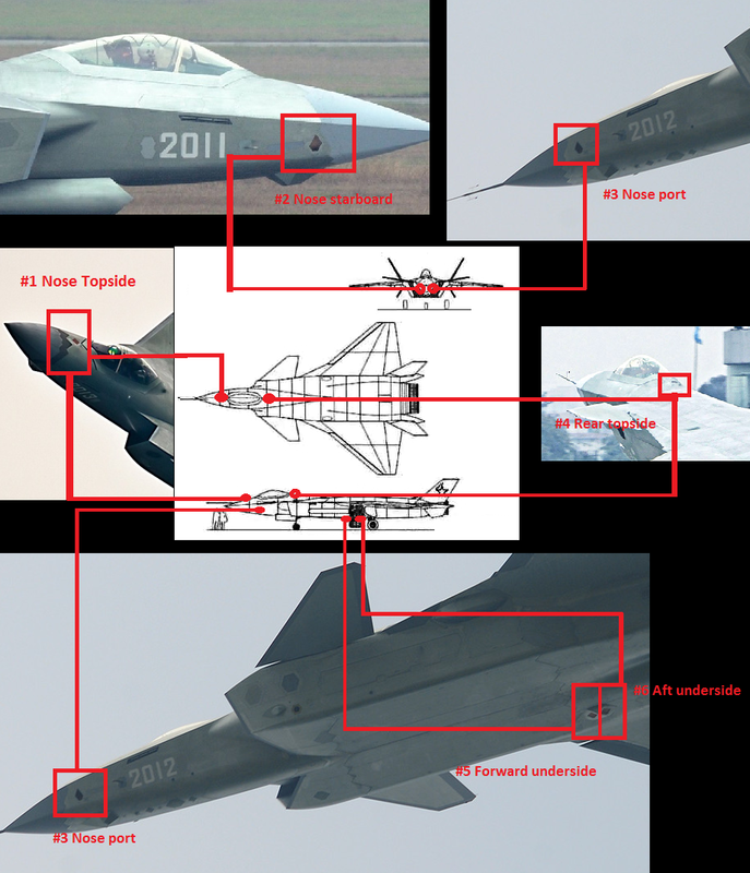 Chinese Chengdu J-20 stealth fighter - Page 7 1466945071507