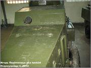 Советский средний бронеавтомобиль БА-3, Танковый музей, Кубинка 6_023