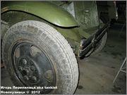 Советский средний бронеавтомобиль БА-3, Танковый музей, Кубинка 6_007