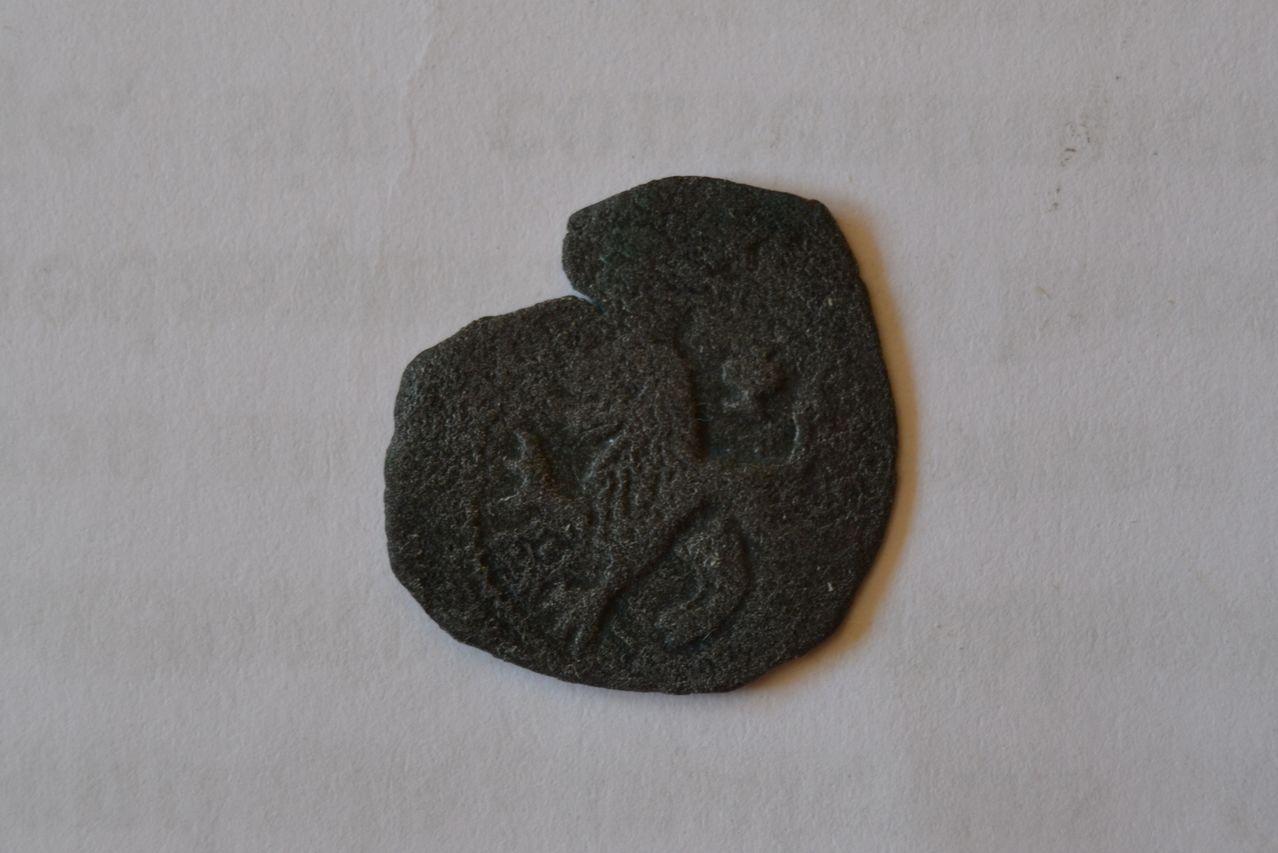 2 maravedís. Felipe II. Cuenca  DSC_0066