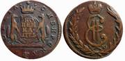 RUSIA - SIBERIA   1 Kopek 1771 Rusia_Siberia_2_1_Kopek_1771
