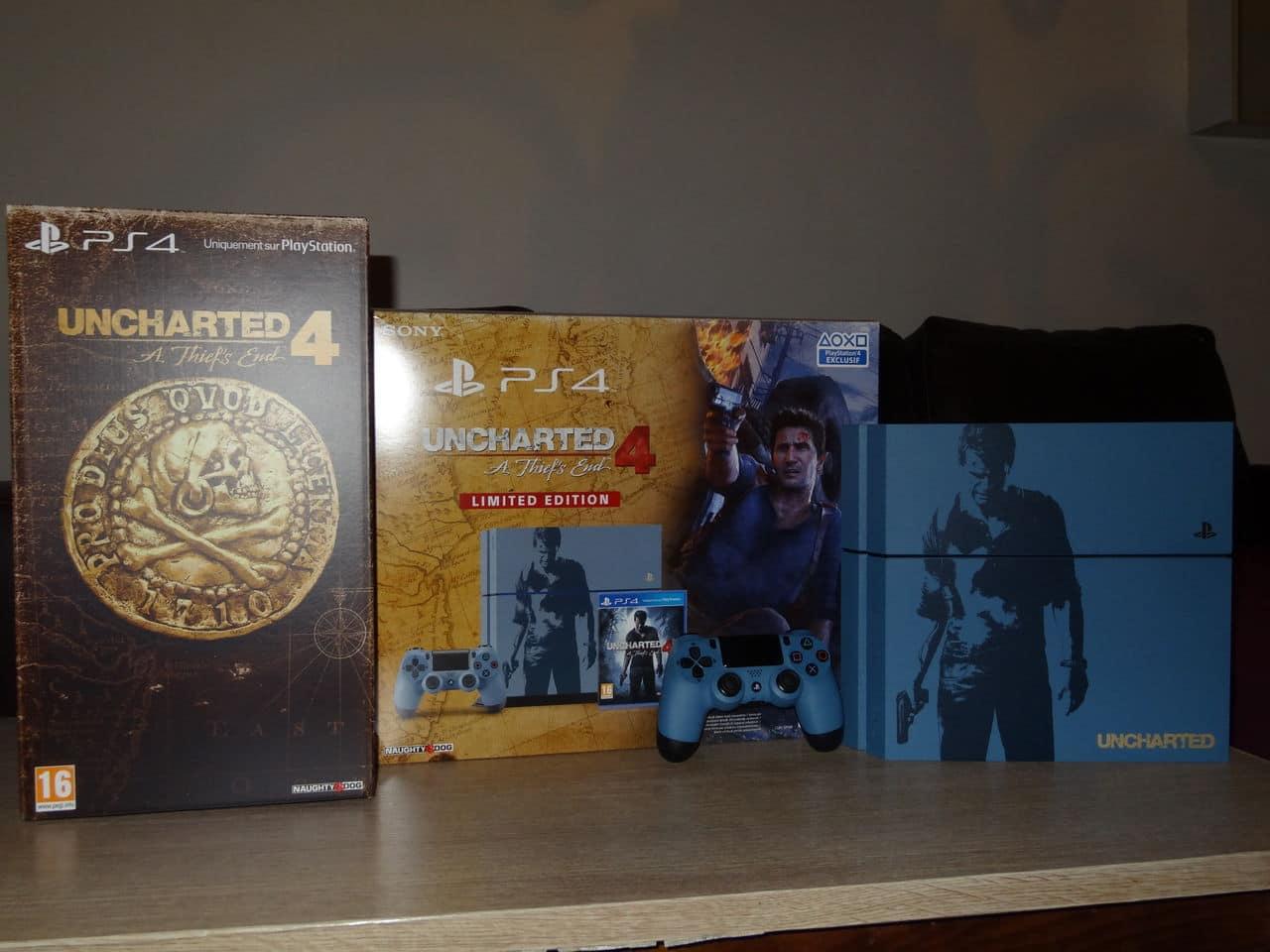Uncharted 4 : 3 collectors au programme  - Page 2 DSC02740