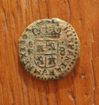8 maravedis 1661. Felipe IV. Sevilla O_1ag4l8vh2lrt12gkjlla6s14lda