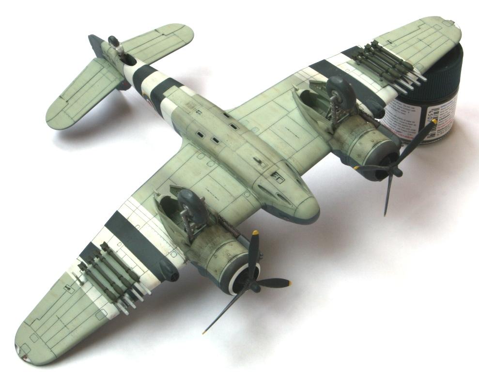 Bristol Beaufighter Mk.X 1/72 (Hasegawa) IMG_3950