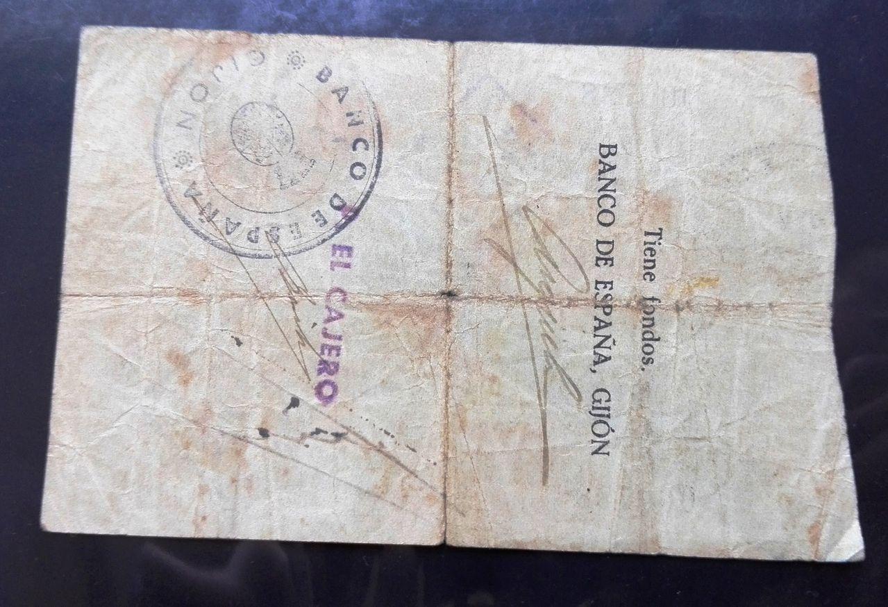 25 pesetas Gijón 1936 (número bajo) 25_pesetas_gijon_000788b