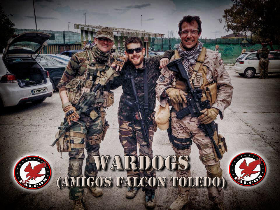 Fotos + Vídeo Matadero 24-04-2016 Wardogs