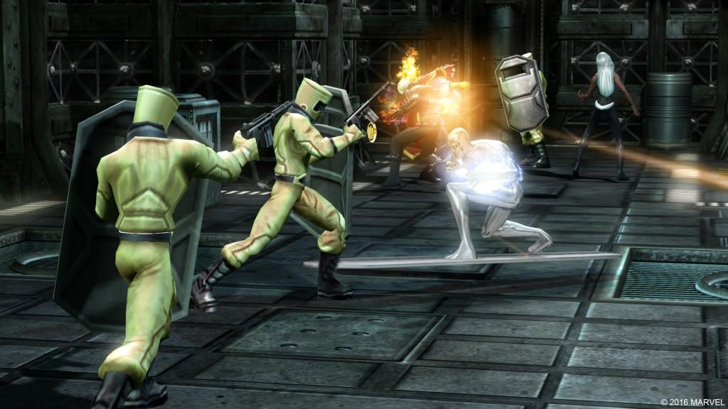 [جديد] تحميل لعبة الأكشن الرائعة Marvel Ultimate Alliance للــ PC على أكثر من سيرفر Ttwer