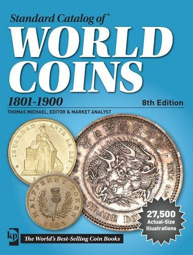 Standard Catalog Of World Coins 1801-1900 [8va. Edicion] 9781440245244