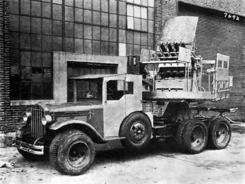 Multiple Machine Gun Motor Mount T1 (М 1:35) 9cb768fdb142