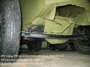 Советский плавающий бронеавтомобиль ПБ-4,  Танковый музей, Кубинка 4_015