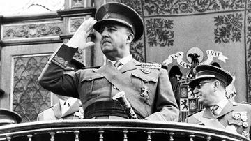 Cartera de la FNMT - 1973 - Francisco Franco FOTO_FRANCO
