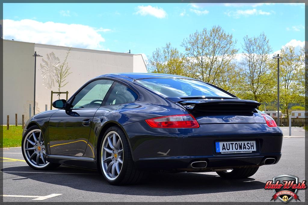 Bastien, d'AutoWash44 / Vlog n°6 - Macan S, 997 et 911 GT3 - Page 4 001_57