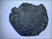 Óbolo de Jaime II de Aragón 1291-1327 Barcelona. R213