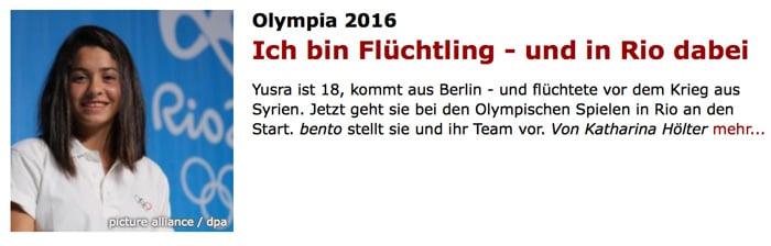 Olympische Spiele Flucht_olympia
