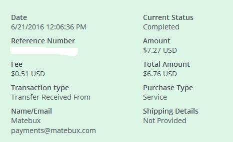 Matebux - matebux.com Matebuxpayment