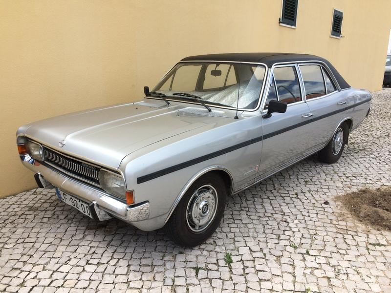 Opel Commodore A Sedan 1971 2.5 IMG_2339