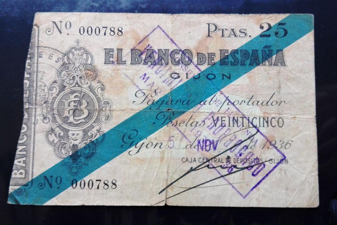 25 pesetas Gijón 1936 (número bajo) 25_pesetas_gijon_000788