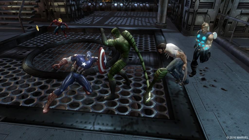 [جديد] تحميل لعبة الأكشن الرائعة Marvel Ultimate Alliance للــ PC على أكثر من سيرفر Dfgdfgdf