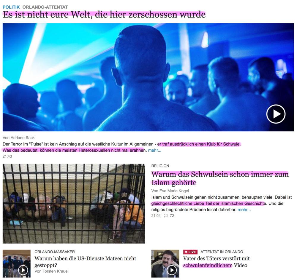 Orlando Psyops False-Flag Hoax Bullshit Ritual Eure_Welt