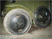Советский средний бронеавтомобиль БА-3, Танковый музей, Кубинка 6_019