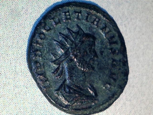 Antoniniano Diocleciano. IOVI CON-SER-VAT AVG. Ceca Roma. Image