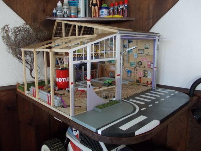 Diorama: Fabrica de remolques Peter34 Taller_2